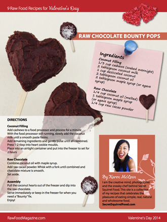 Raw Food Mag Feb 2014 Page 8