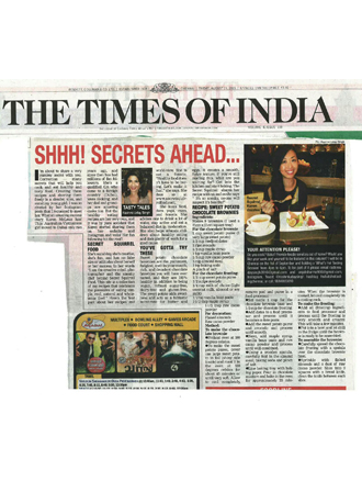 Times of India - 21 Aug 2015